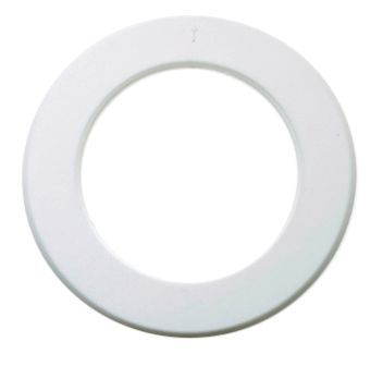Worcester 87161112110 wall seal inner white