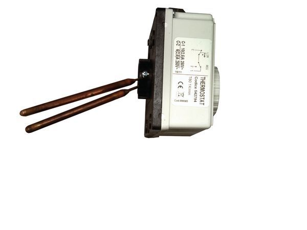 Worcester 87161134110 dual thermostat
