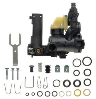 Bosch Worcester 87161064420 return manifold sub assembly