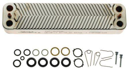 Bosch Worcester 87161066850 heat exchanger 16 plate