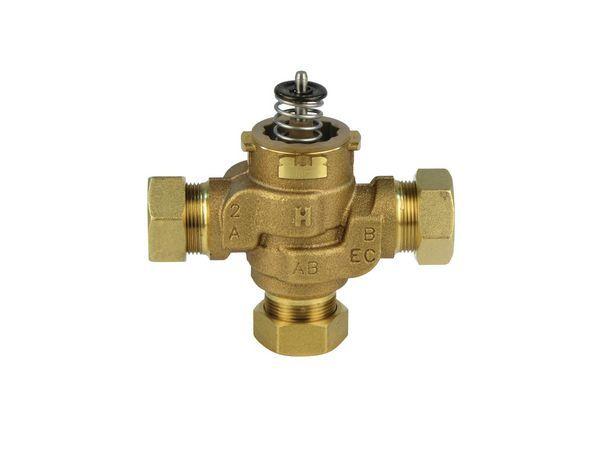 Bosch Worcester 87161049190 diverter valve body
