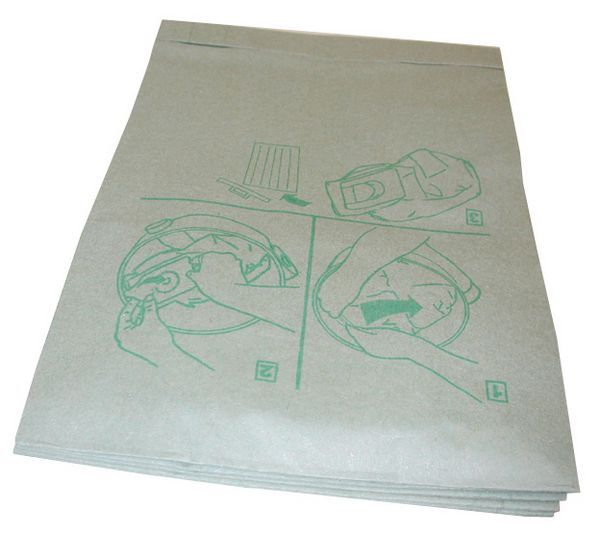 Numatic vacuum bag nvm-1c (pack 10)