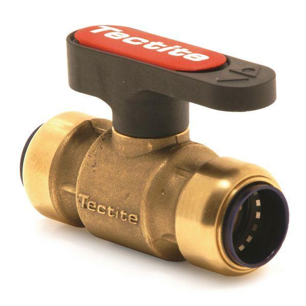Pegler Yorkshire Tectite TX300 quarter turn lever ball valve 15mm