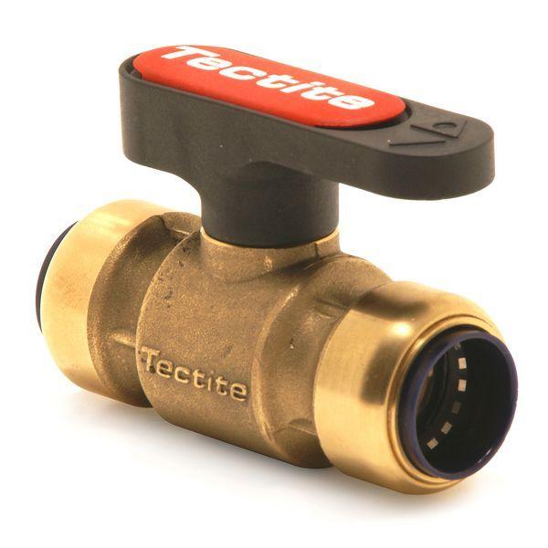 Pegler Yorkshire Tectite TX300 quarter turn lever ball valve 22mm