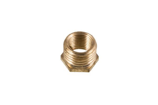 Sth Westco Comap brass hexagonal bush 3/8 x 1/8