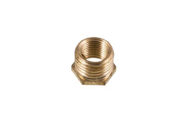 Sth Westco Comap brass hexagonal bush 1/2 x 1/8