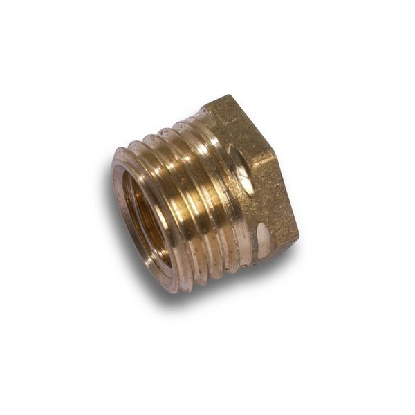 Sth Westco Comap brass hexagonal bush 1.1/4 x 3/4
