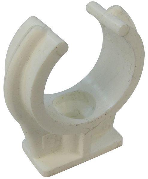 Wolseley Own Brand Center Center Brand open snap-on pipe clip 22mm