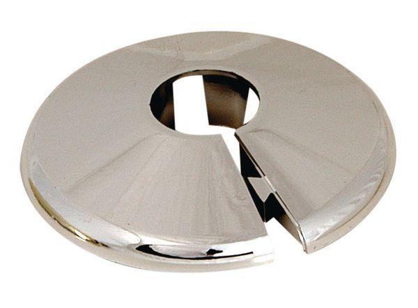 Talon pipe collar 18mm Chrome