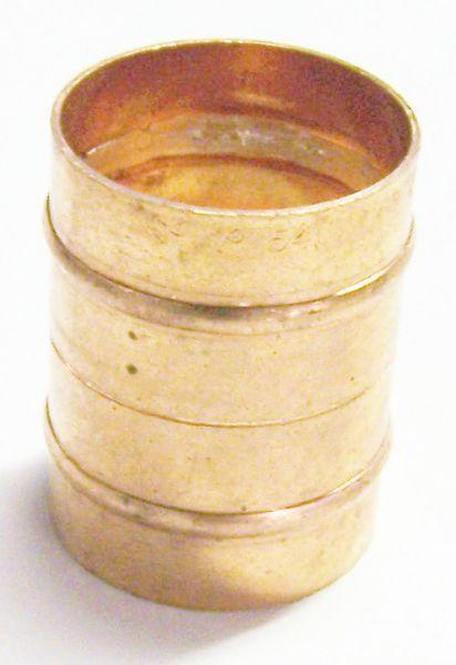 Pegler Yorkshire YP1 straight coupling 54mm