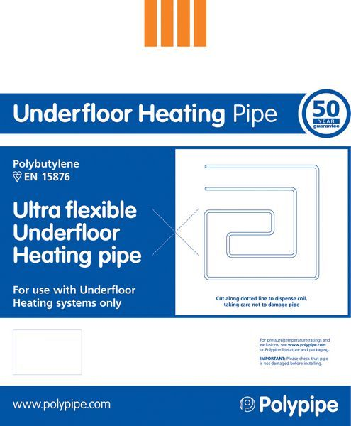Polybld PP 50M COIL UFH PB PIPE               12