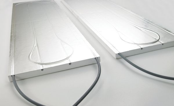 Polypipe modular heating panel 330mm x 1.3mtr (Pack of 5)