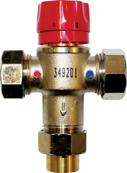 Polypipe under floor heating mixing valve 28mm