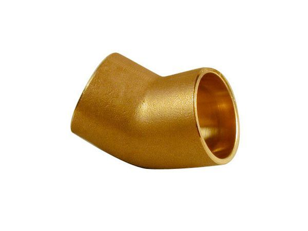 Pegler Yorkshire Endex N21-EB 45deg elbow 76mm