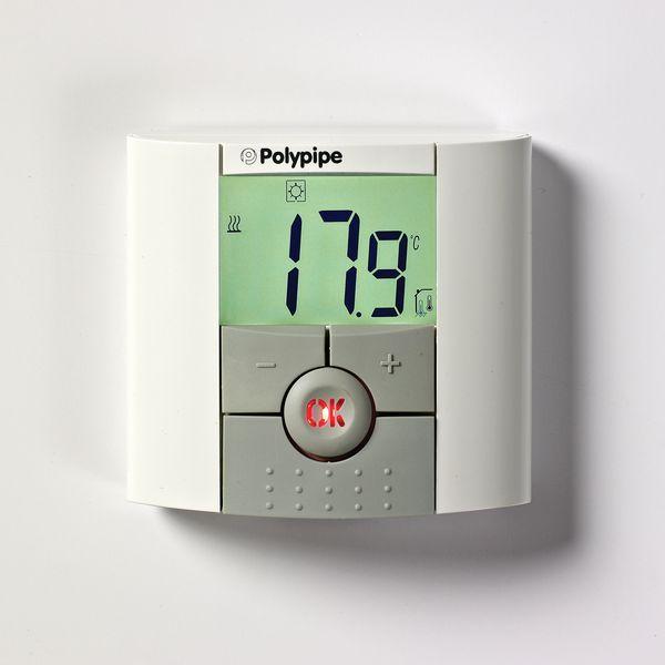 Polyplumb PBDIG digital room thermostat