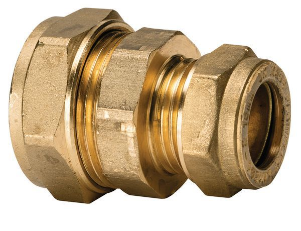 Center Center Brand compression straight reducing coupling 10 x 8mm