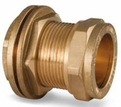 Wolseley Own Brand Center Center Brand compression tank connector 28mm