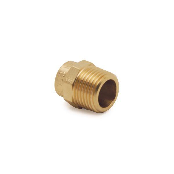 Center Center Brand integral solder ring adaptor coupling 22mm x 3/4