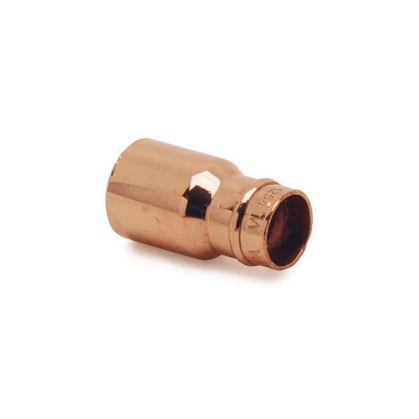 Wolseley Own Brand Center Center Brand integral solder ring reducer 15 x 10mm