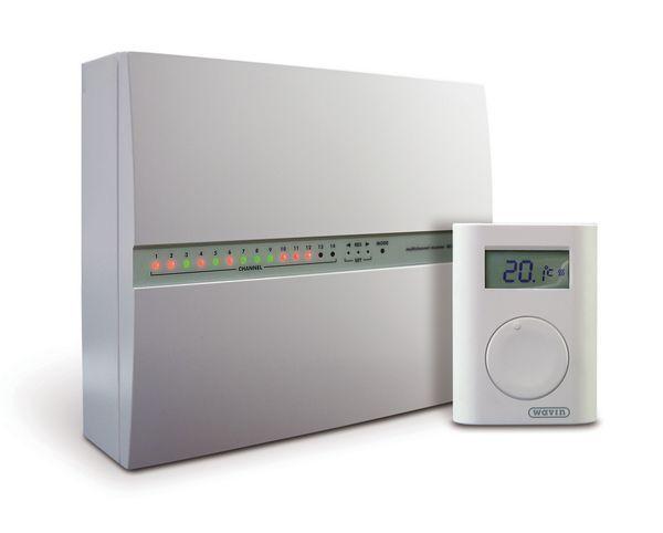 Wavin Underfloor Heating 14 Zone Wirless Reciever