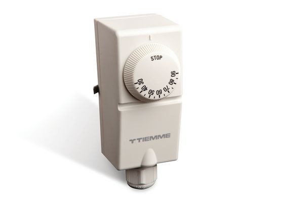 Hep2O underfloor heating flow watch thermostat