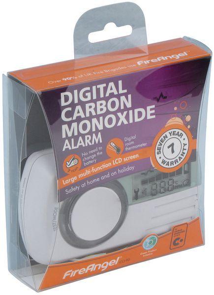 Fireangel carbon monoxide alarm 7 Year
