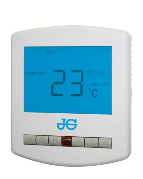 JG Speedfit programmable room thermostat 240v