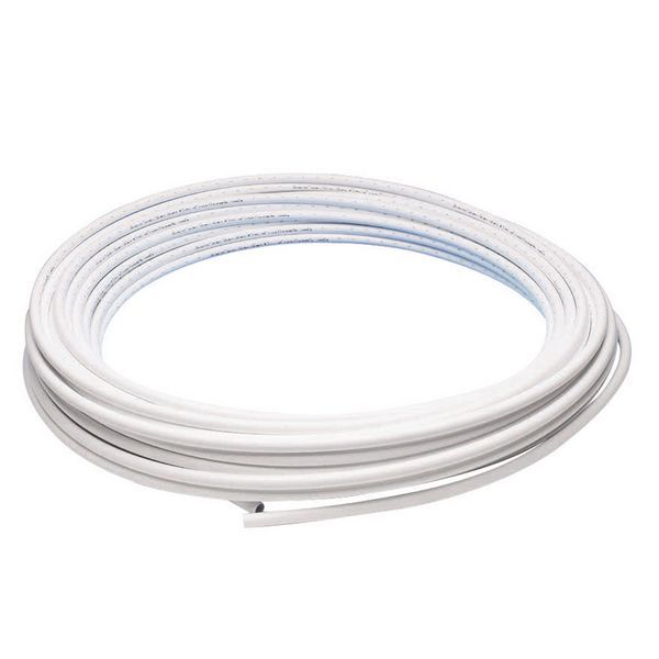 Rwc Uk Ltd JG Speedfit PB layflat pipe coil 10mm x 100m White