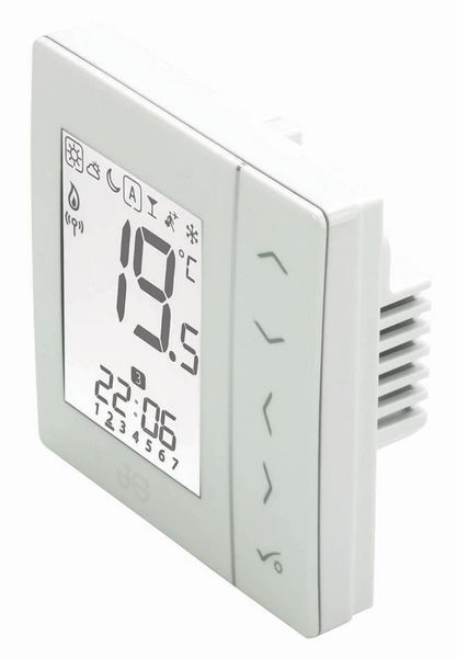 JG Underfloor wireless thermostat 230v Black