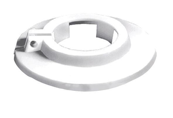 Brefco RKW supaplate 22mm 1/2 White