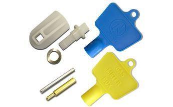 Mcl Composites spare plastic latch kit