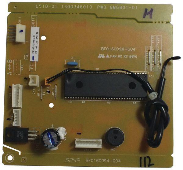 FUJ PCB CONTROL EZ-095GWSE-C 9704341013