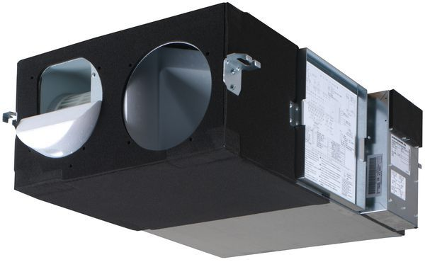 Daikin VAM150FC heat exchanger