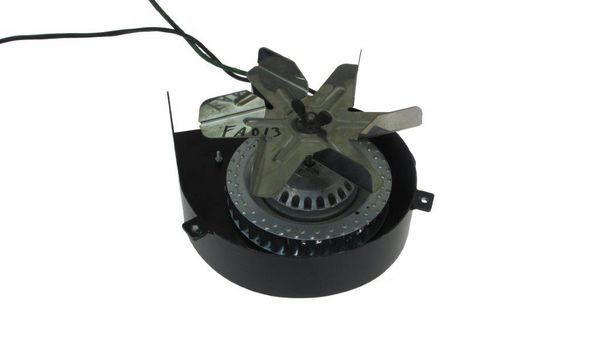 Pole Star fan motor includes oven blower and blade 120 x 24mm
