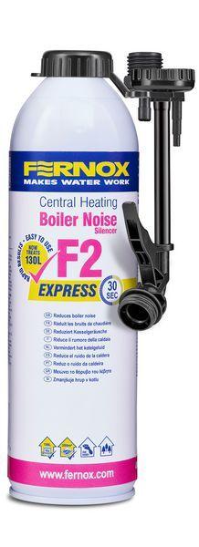 Alpha Fernox Express F2 central heating boiler silencer 400ml