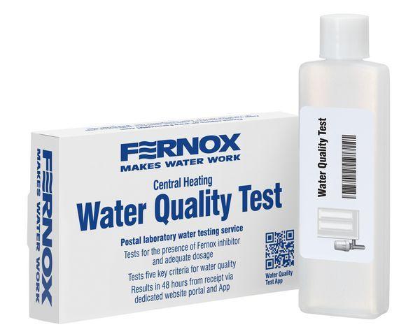 Alpha Fernox water quality test kit