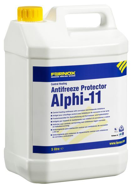 Fernox ALPHI11 anti-freeze 5litre