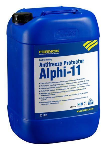 Alpha Fernox Alphi 11 anti-freeze 25ltr