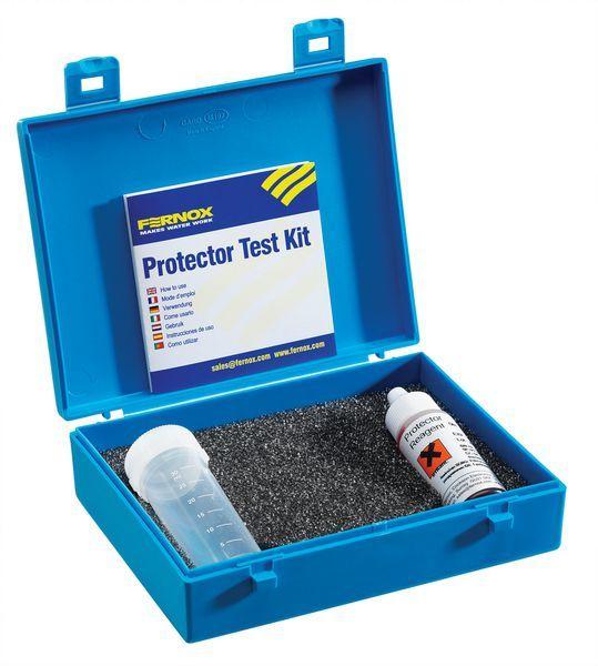 Alpha Fernox protector test kit