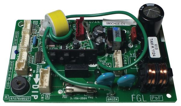 FUJ CONTROLLER PCB K07AN080CHSE-C1