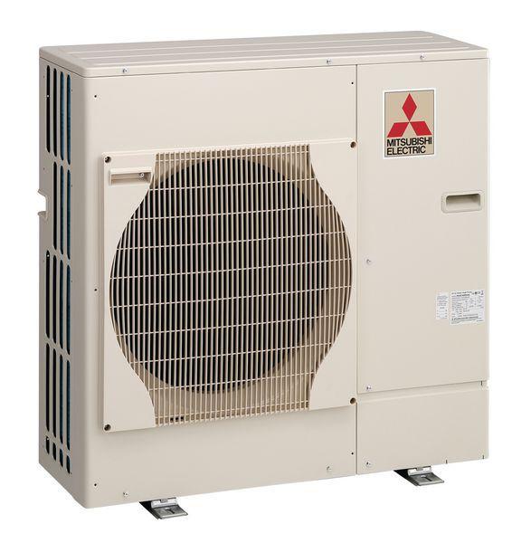 Mitsubishi Ecodan air source heat pump packaged system 11.2kW
