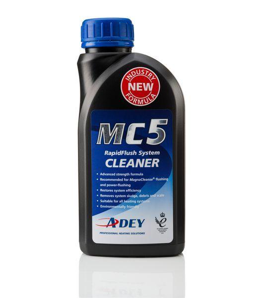Adey MC5 rapidflush system cleaner 500ml