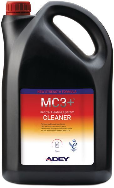 Adey central heating cleaner (MC3+) 10ltr
