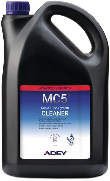 Adey Rapidflush system cleaner (MC5) 10ltr