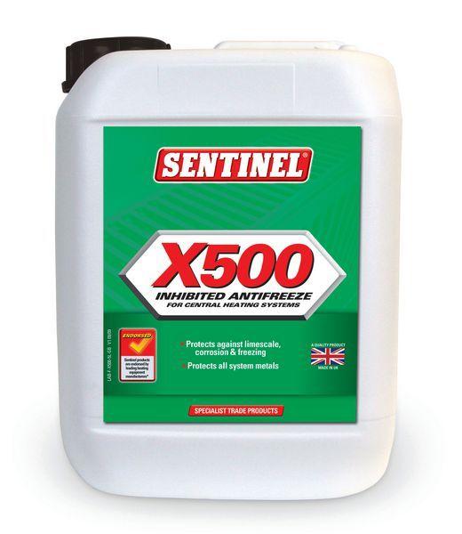 Sentinel X500 inibitor anti-freeze 5ltr