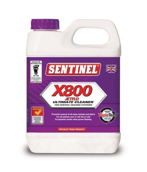 Sentinel X800 jet flow ultimate cleaner 1ltr