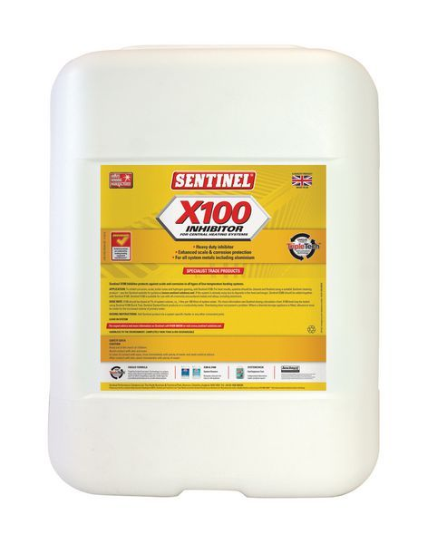 Sentinel X100 inhibitor 20ltr