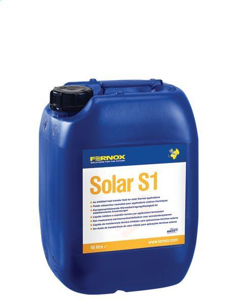 Alpha Fernox S1 solar inhibitor 10ltr