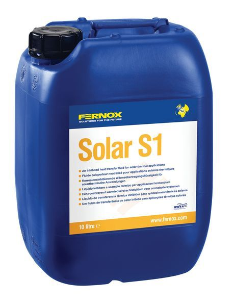 Fernox S1 solar inhibitor 20ltr