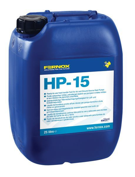 Alpha Fernox HP-15 heat transfer fluid 25ltr